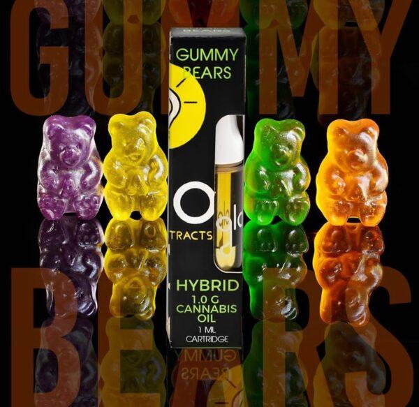 buy glo extracts gummy-bears-hybrid
