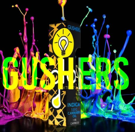 buy glo extracts gushers-indica