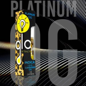 buy glo extracts platinum-og-indica