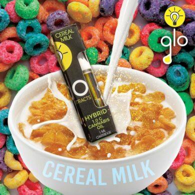 Cereal Milk Glo Cart