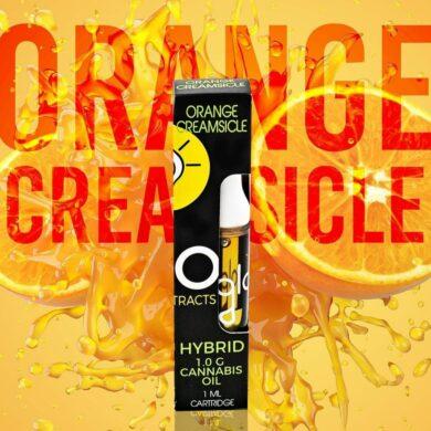 Orange Creamsicle Glo Cart
