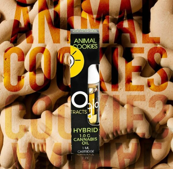 Animal Cookies Glo Cart