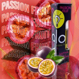 Passion Fruit glo cart